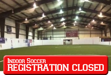 Indoor Registration Closed